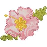 Hibiscus Applique