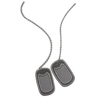 Dog Tags 2 Applique