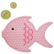 Lil Fishy Applique