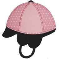 Riding Hat Applique