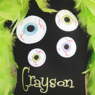 Eye Balls Applique