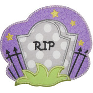 Graveyard Applique