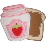 PB and J Applique