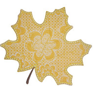 Fall Leaf Applique