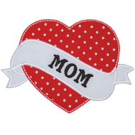 Mom Tattoo Applique