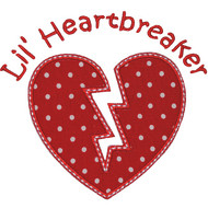 Heartbreaker Applique