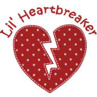 Heartbreaker Applique