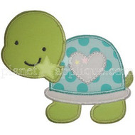 Valentine Boy Turtle
