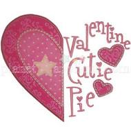 Valentine Cutie Pie