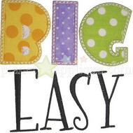 Big Easy Applique