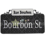 Bourbon Street Applique