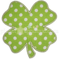 4 Leaf Clover Applique