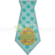 Easter Tie Applique
