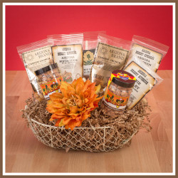nut lovers gift basket, trail mix, mixed nuts