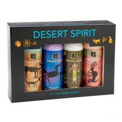 Desert Spirit Moisturizing Lotion Gift Pack