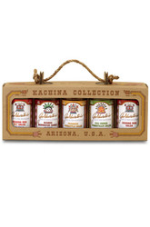 goldwaters kachina collection gourmet salsa set