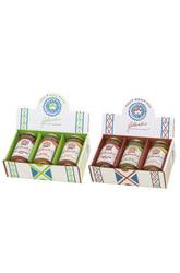 Goldwater's Pow Wow Packs -- 6 Jar Salsa Assortment