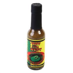 Verde Pepper Hot Sauce-Case of 12