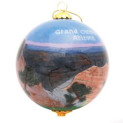 "Grand Canyon - 3"" Ornament Set of 2"
