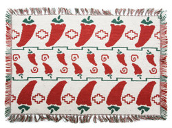 Chili Pepper Bone Placemat