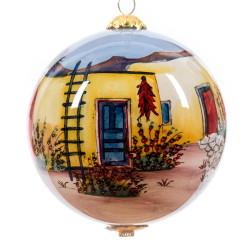 "Southwest Spring - 3"" Ornament Set of 2"