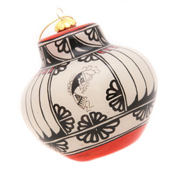 "Kokopelli - 3"" Ornament Set of 2"