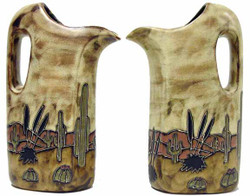 Mara Pitcher 32oz - Desert Scene