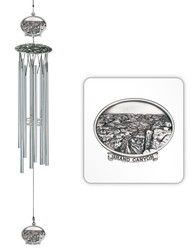 """Grand Canyon 30"""" Large Wind Chime"""