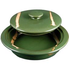 Stoneware Casserole Dish/Tortilla Warmer