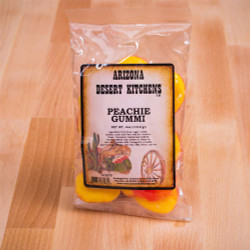 Peach Gummies 4oz