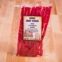 Red Licorice Rope 4oz