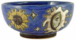 Mara Serving Bowl 72oz - Celestial
