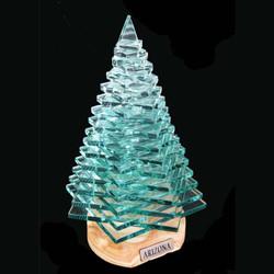 "Pine Tree 9"" w/Sandstone"