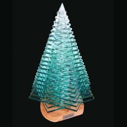 "Pine Tree 13"" w/Sandstone"