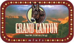 Grand Canyon Mints-Case of 60