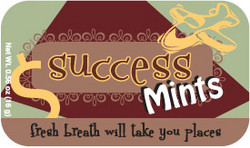 Success Mints - Case of 48