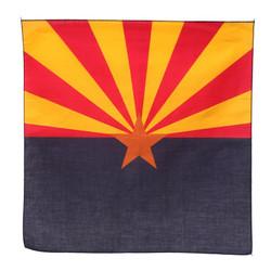 Large Bandana - Arizona Flag