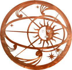 Celestial Sun Moon
