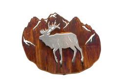 """3D Elk 12"""""""