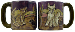 Mara Mug 16oz - Coyotes