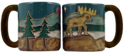 Mara Mug 16oz - Moose
