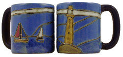 Mara Mug 16oz - Lighthouse