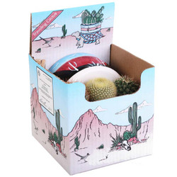 Cactus Travel Kit - 4 inch