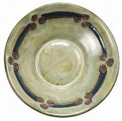 "Mara Bowl 8"" - Antique Green"