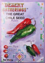 Mixed Chili Seeds