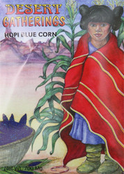 Hopi Blue Corn Seeds