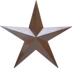 Metal Star - Large (3-Dimensional)