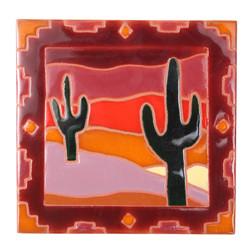 Desert Sunset Trivet