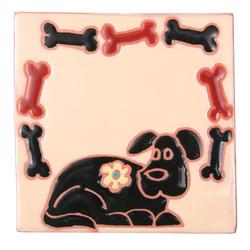 Dog Bones Trivet