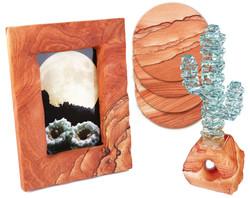 Sandstone Gift Set